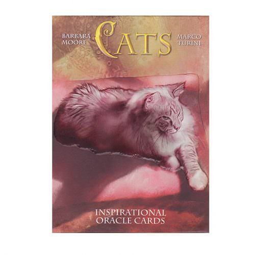 Cats. Inspirational Oracle Cards | Оракул Кошек