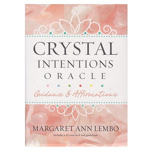 Crystal Intentions Oracle | Оракул Намерений Кристаллов