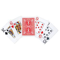 Покерные карты Bicycle Pinochle Jumbo Index