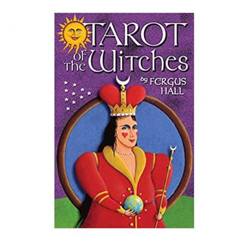 Tarot of the Witches   Таро Ведьм