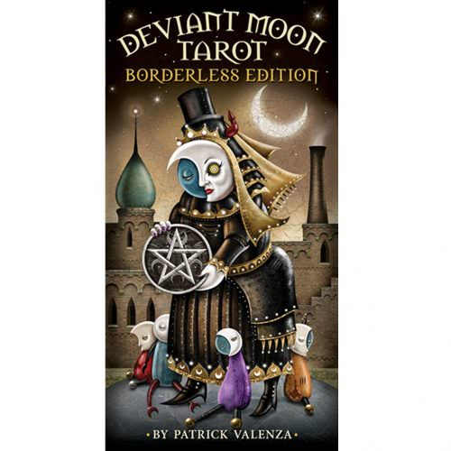 Deviant Moon Tarot (borderless) | Таро Безумной Луны (безрамочная)