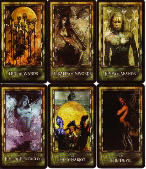 The Archeon Tarot | Таро Археон
