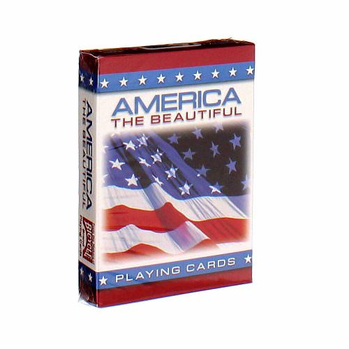 Покерные карты Bicycle America the Beautiful