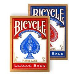Покерные карты Bicycle Standard League Back