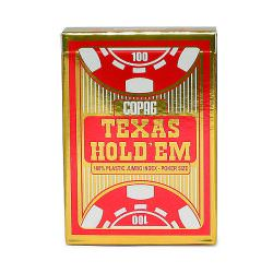 Покерные карты Copag Texas Hold 'Em Poker Jumbo Index