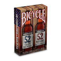 Покерные карты Bicycle Craft Beer Spirit of North America