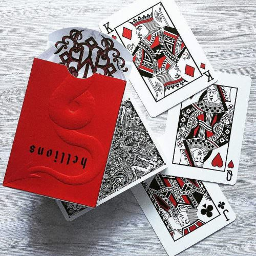 Покерные карты The Madisson Hellions (Ellusionist)