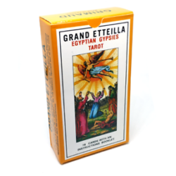 Grand Etteilla: Egyptian Gypsies Tarot | Таро египетских цыган
