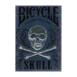 Покерные карты Bicycle Skull Luxury Edition
