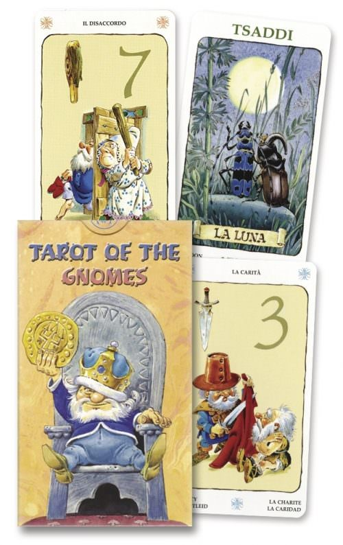Tarot of the Gnomes | Таро Гномов