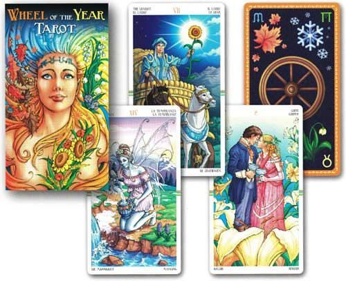 Wheel of the Year Tarot | Таро Колесо Года (на русском)