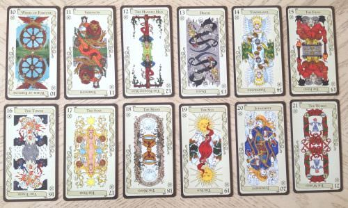 The Tarot of Loka | Таро Лока