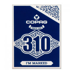Краплёные карты Copag 310 I'm Marked (Синие)